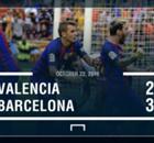 ما بعد المباراة | رهان برانديلي الناجح، وعلامات استفهام في برشلونة