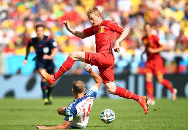 De Bruyne blasts 'stupid' criticism of Belgium performances