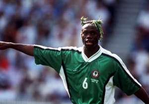 Taribo West: The Pastor amassed 41 caps for Nigeria, and also enjoyed stints with various European sides. He's best remembered for spells with Auxerre—when he won the French title—and Internazionale, where he was a UEFA Cup winner in 1998. The classy s...