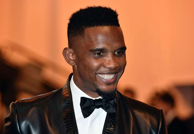 Image result for Eto'o makes crazy €100,000 bet with fan