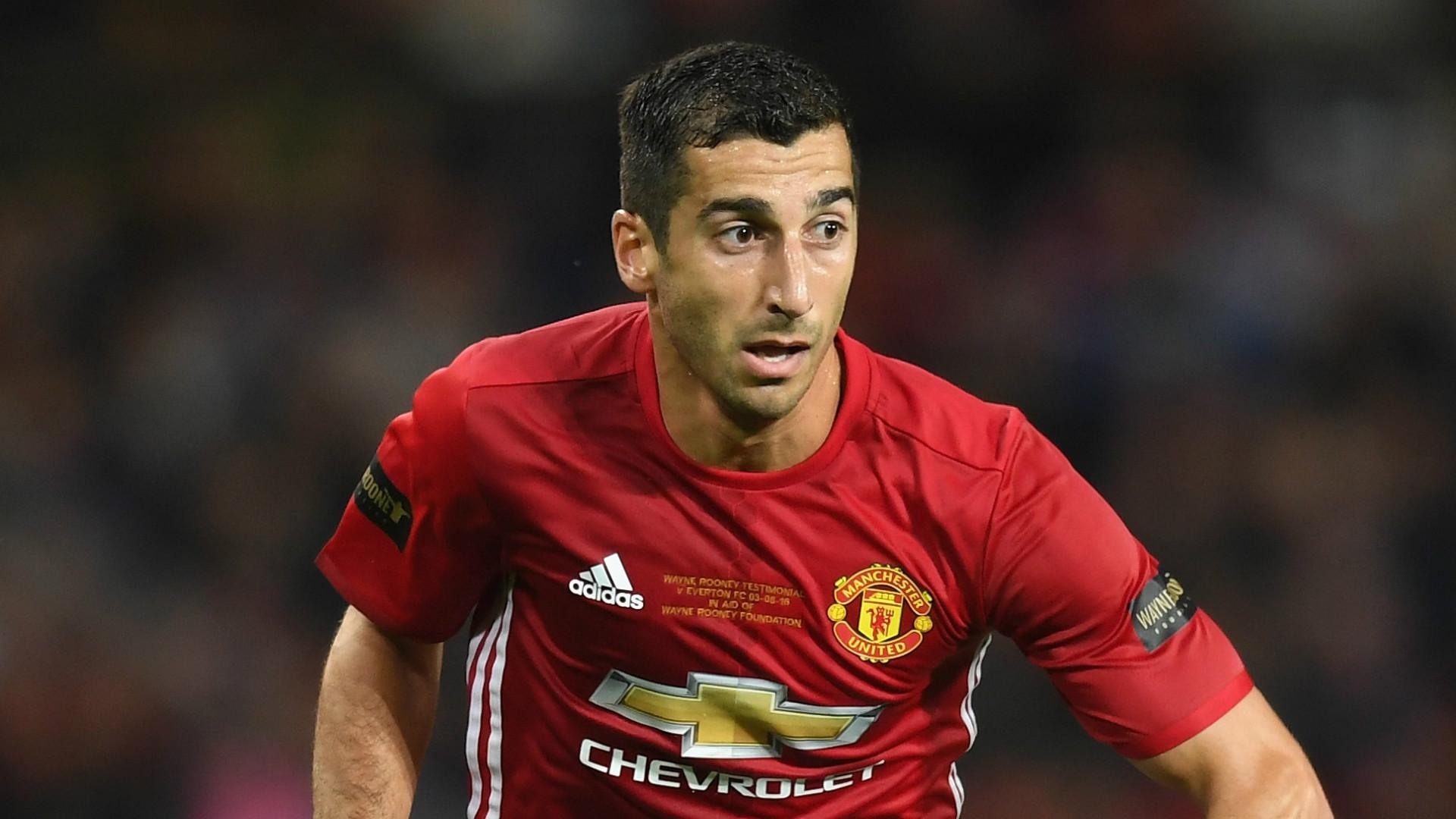 RUMOURS Man Utd didn t want Henrikh Mkhitaryan but Jose