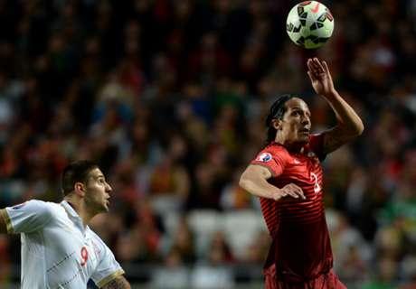 LIVE: Portugal 1-0 Serbia