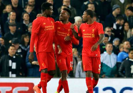 Sturridge double sinks Spurs