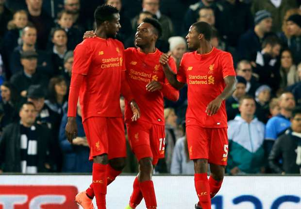 Liverpool 2-1 Tottenham: Sturridge double sinks Spurs
