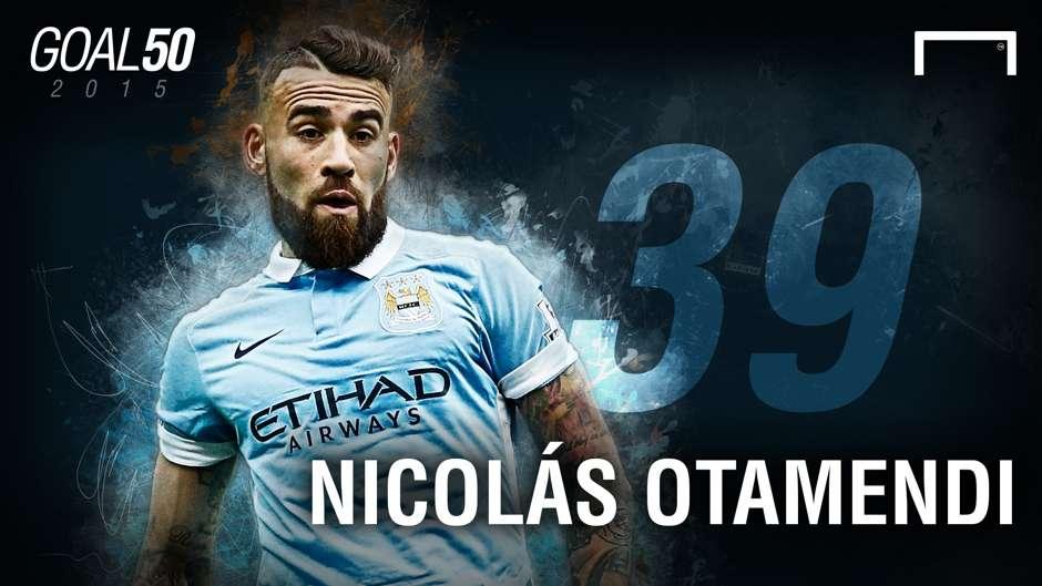 39 Nicolas Otamendi G50