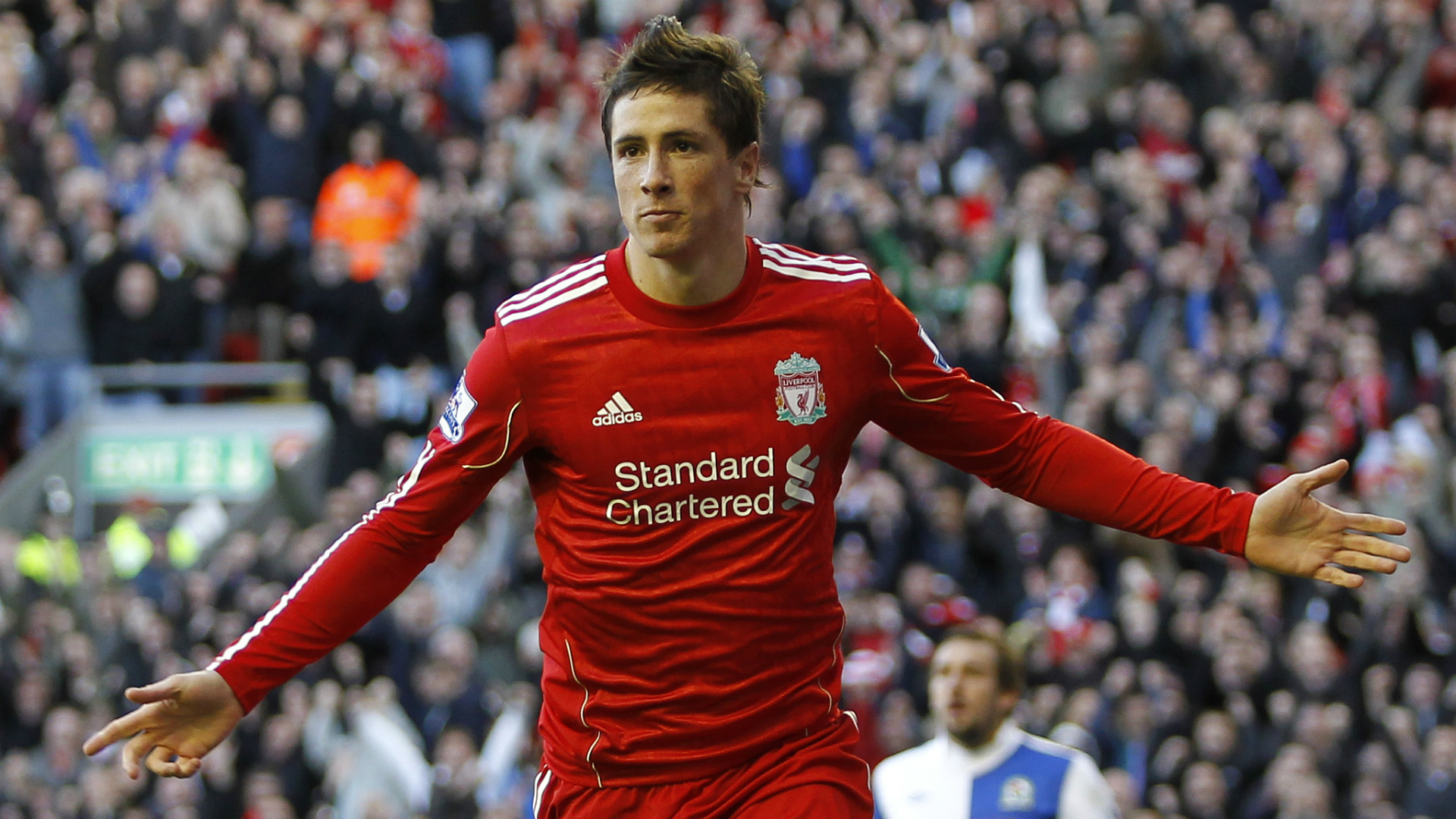 Neville's Liverpool XI Fernando Torres