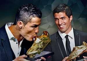 Pemain seperti Lionel Messi, Thierry Henry dan Diego Forlan pernah memenangi Sepatu Emas Eropa beberapa musim lalu dengan Luis Suarez dan Cristiano Ronaldo menjadi pemain terakhir yang berhasil mendapatkannya. Perolehan gol pemain ikut juga menentukan ...
