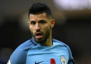 SERGIO AGUERO | Failed to find the net before being sent off for a horrible late challenge on David Luiz.