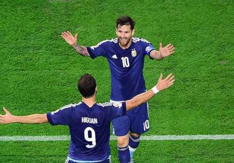 Messi, Dybala, Higuain - die Besten?