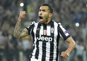 Carlos Tévez (2-1 pen) | Juventus 2-1 Real Madrid | Champions League | Juventus Stadium