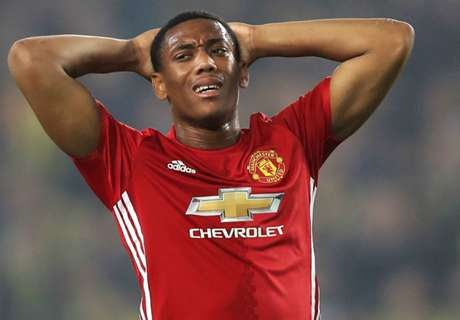Martial's embarrassing goal stat