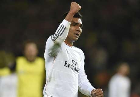Casemiro: Real Madrid return a dream