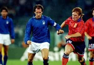 """El exdefensor italiano eligió su equipo ideal como parte de una votación de la UEFA. Participá <a href=""""http://alltime11.uefa.com/en/star-selection"""" target=""""_blank"""">acá</a>."""