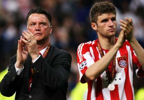 'Van Gaal my biggest influence' – Muller