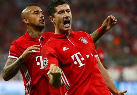 Bayern too strong for Rostov