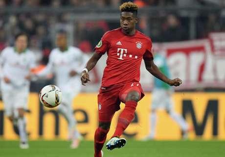 El Bayern desmienta la marcha de Alaba