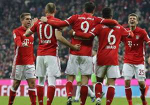 Bayern Munich Wolfsburg