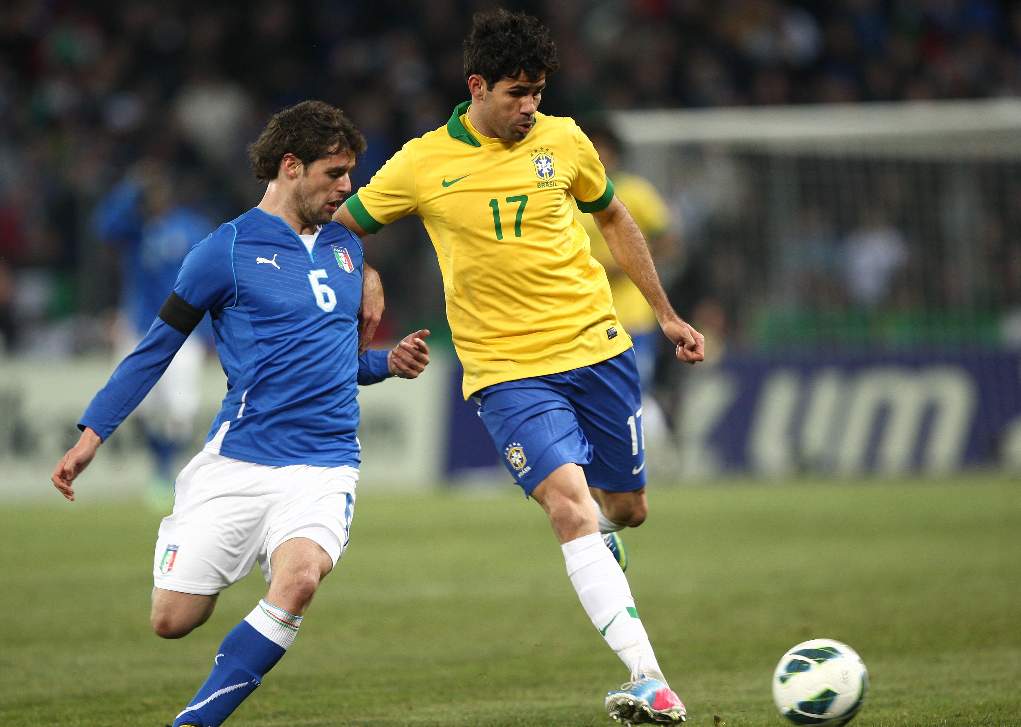 Diego Costa Brazil Italy 21032013 - Goal.com