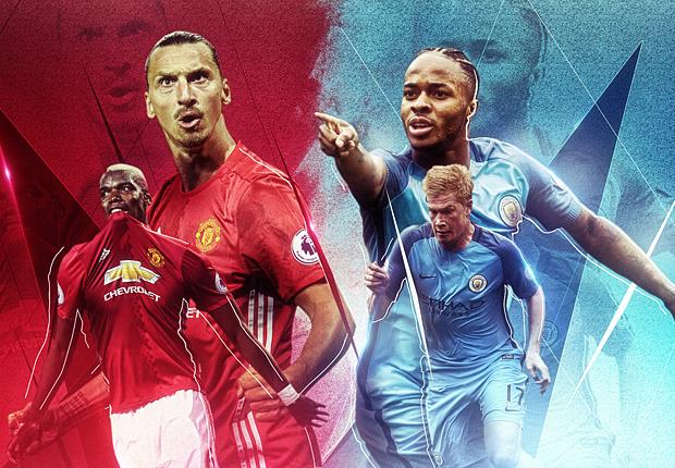 Derby de Manchester : United vs City, les compositions probables