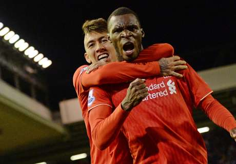 Firmino makes up for Benteke mistake