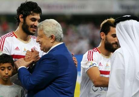Zamalek Mundur Lagi Dari Liga Mesir