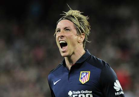 Atletico name Torres, Godin for ICC