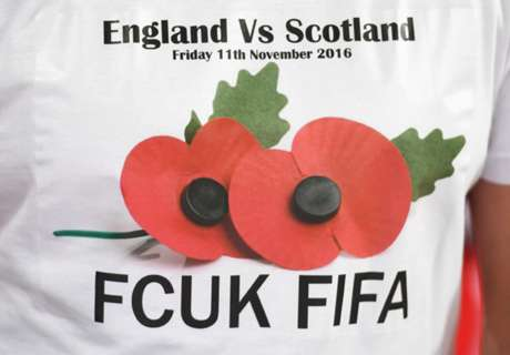 Fans outraged at £35,000 poppy fine