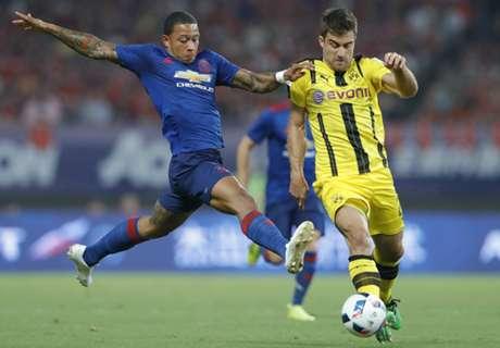 ICC: Man United 1-4 B. Dortmund