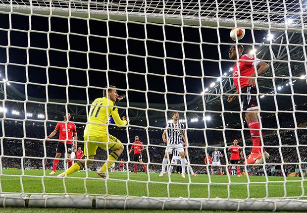 Juventus 0-0 Benfica (Agg 1-2): Nine-man Eagles hold out to reach second successive final