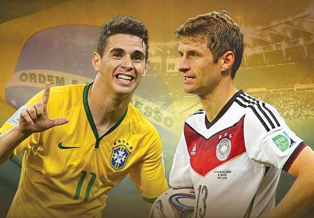 Brasil - Alemania: Sigue en vivo el Mundial 2014 en Goal