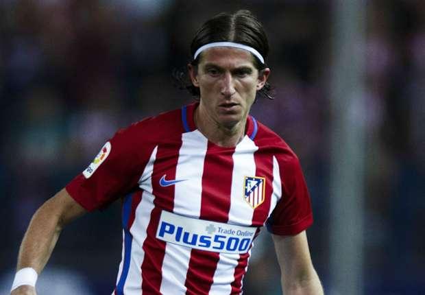 """Atletico Madrid, Filipe Luis : """"Les jeunes footballeurs oublient le monde réel"""""""