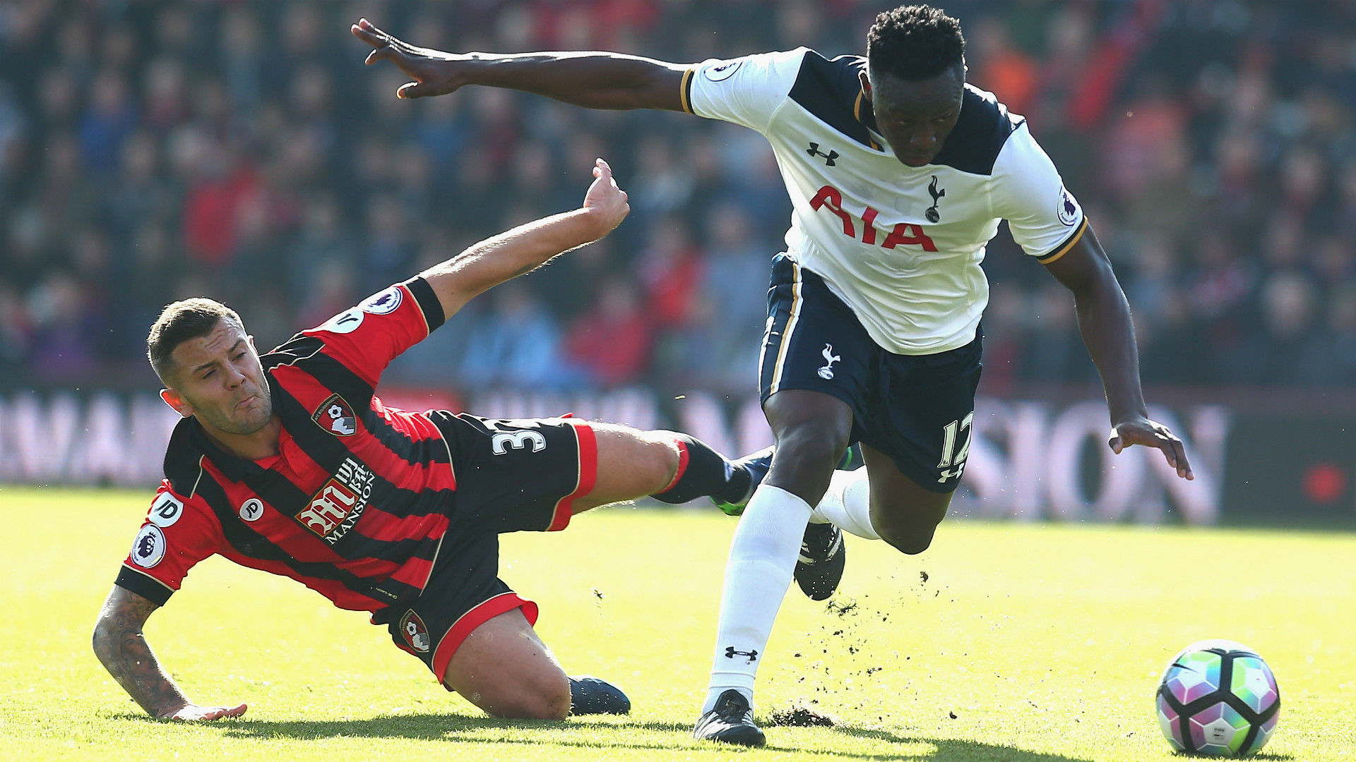 Victor Wanyama Tottenham Goal