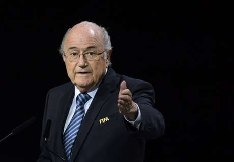 Blatter siegt: