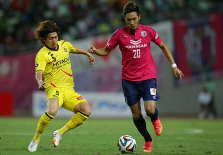 Match Report: Cerezo 2-0 K. Reysol