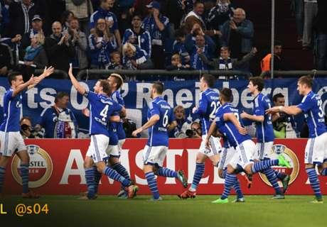 Fiorentina Kalah, Schalke Tertahan
