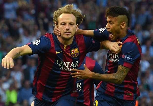 Laporan Pertandingan: Juventus 1-3 Barcelona