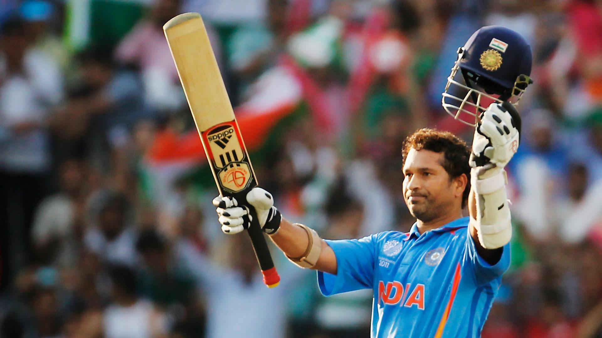 sachin the god of cricket