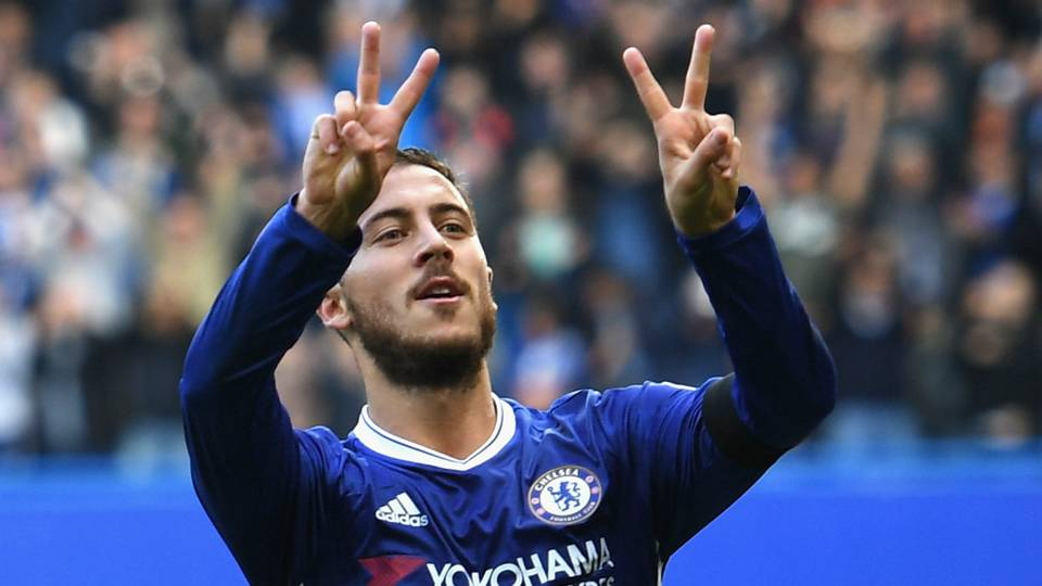 HD Eden Hazard Chelsea Premier League