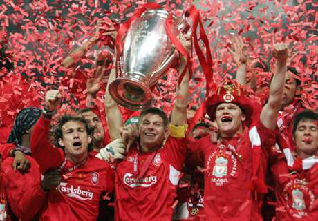As 10 melhores finais da Champions