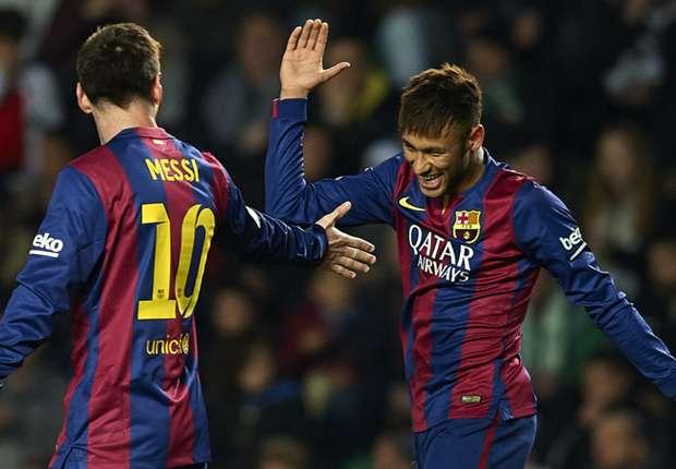 Neymar is a born leader, says former coach