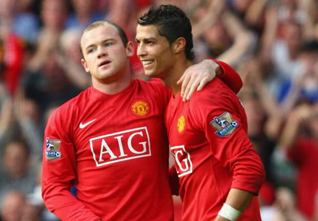 newest 61b0d bcf38 Ronaldo: Why I wore the No.7 shirt for Manchester United ...