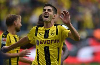 WATCH: Pulisic scores stoppage-time equalizer for Dortmund