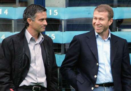 Mou: Abramovich is not my friend