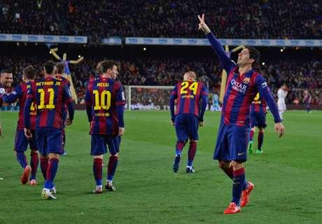 Tim Terbaik La Liga Jornada 28