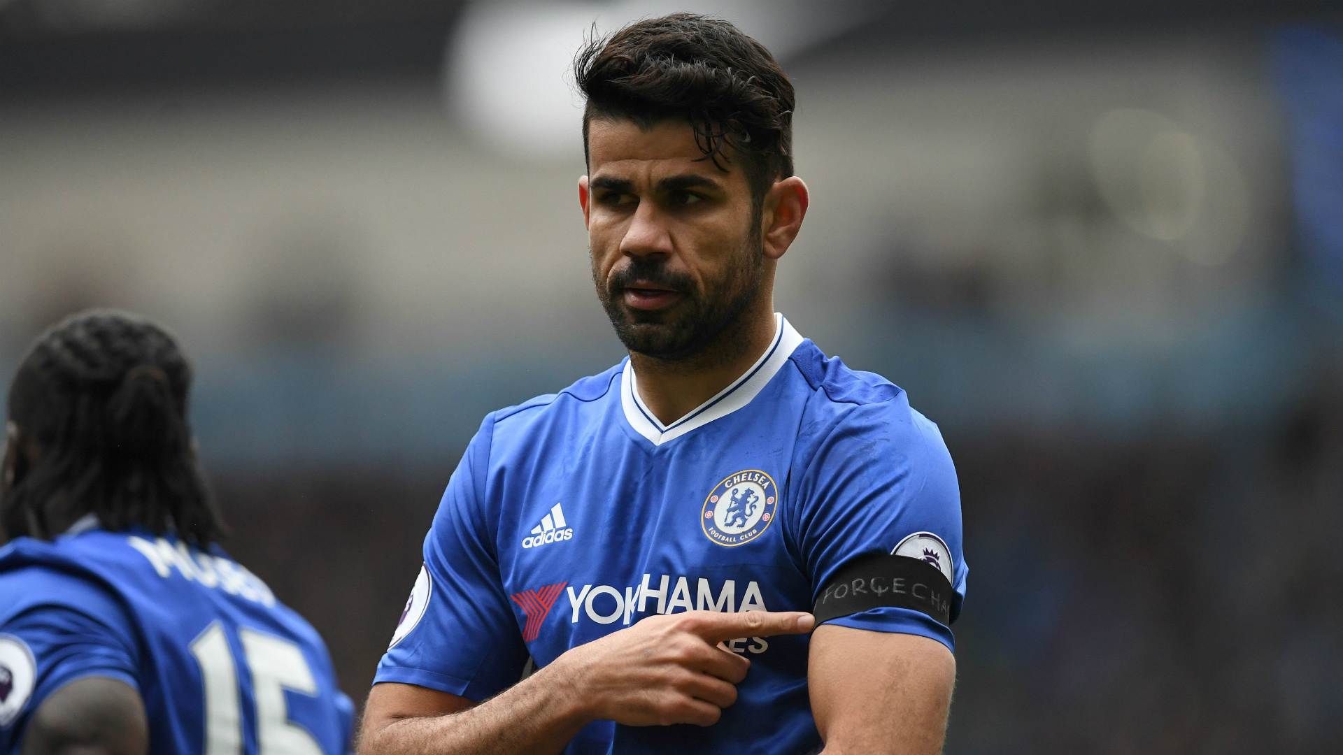 Diego Costa dropped by Chelsea amid China offer & row with Antonio Conte