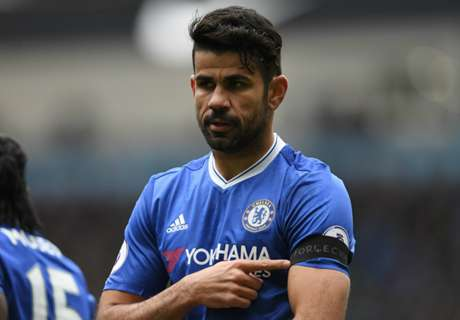 TEAM NEWS: Costa returns for Chelsea