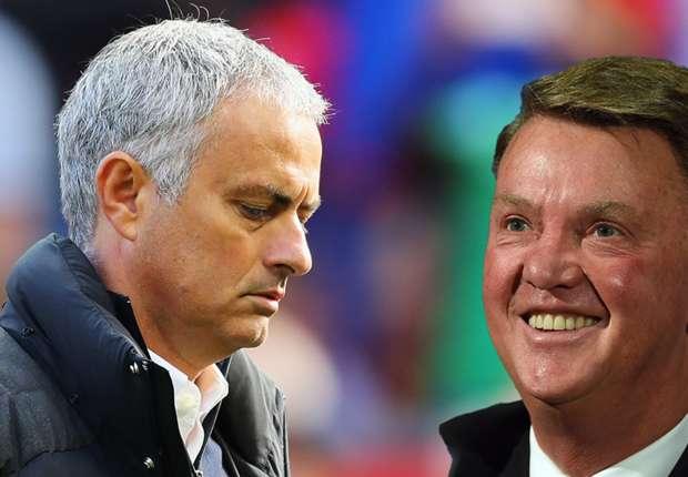 Mourinho's Man Utd WORSE off than Van Gaal's