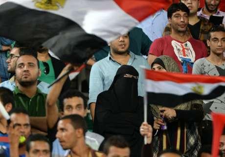 Egitto, El-Said torna con una... scimmia