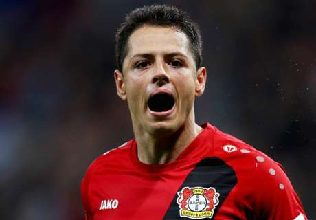 Madrid open door to Chicharito return