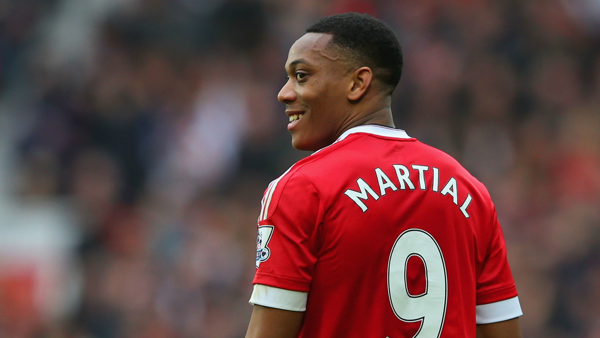 manchester united  anthony martial en veut